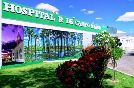 Hospital de Campo Maior está com 100% dos leitos Covid-19 ocupados