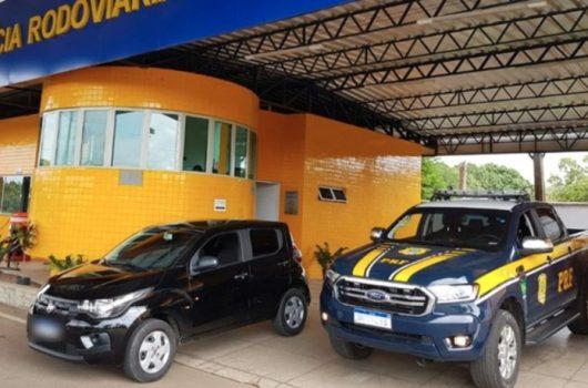 Advogado é preso em Floriano acusado de roubar veículo de locadora