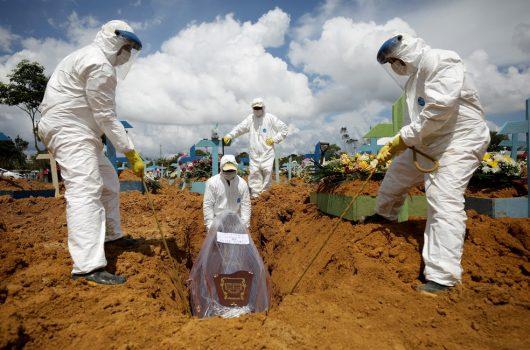 Sesapi investiga 102 mortes suspeitas por Coronavírus no Piauí