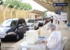 Piauí vai receber 87 mil doses e iniciará vacinação dos idosos de 60 a 64 anos