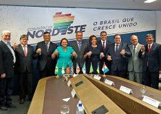 Governadores do Nordeste dizem em nota de repúdio que são vítimas de ataques de Bolsonaro