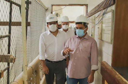 Obras do Hospital Infantil ampliarão serviços de pediatria no estado