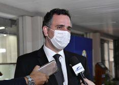 Pacheco designa oficialmente integrantes de CPI da covid-19 indicados por líderes