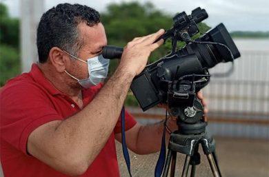 Cinegrafista está desaparecido há 24 horas em Teresina; carro é localizado