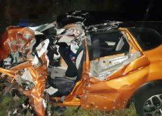 Médico piauiense morre em grave acidente de carro em Pernambuco