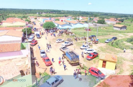 Alegrete do Piauí: homem é baleado no rosto após reagir a assalto no povoado Pocinhos