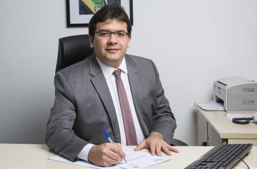 Rafael lançará PRO Piauí Municípios na segunda quinzena de maio