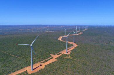 Enel Green Power inicia no Piauí operação comercial do maior parque eólico da América do Sul