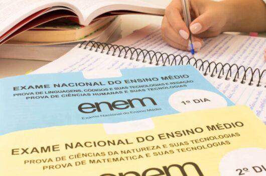 Inep publica edital do Enem; inscrições começam em 30 de junho