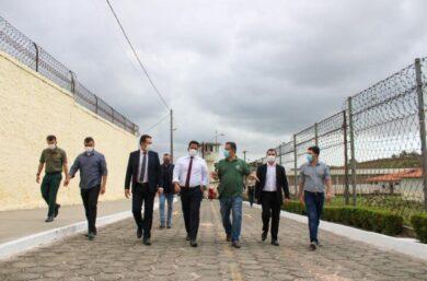 Equipe da Sejus-PI vai ao Maranhão conhecer práticas para trabalho de presos