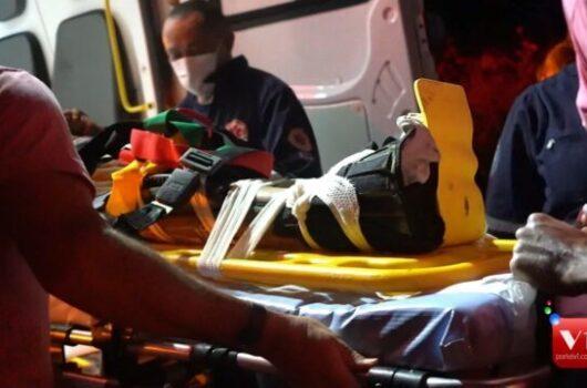 Duas mulheres são atropeladas enquanto faziam caminhada em Valença