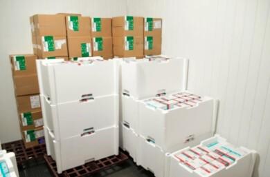 Piauí recebe mais 69 mil doses da AstraZeneca e 32 mil da Pfizer