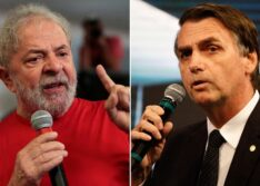 Datafolha: Lula amplia vantagem sobre Bolsonaro e marca 58% a 31% no 2º turno