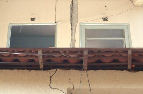Prefeitura detecta risco de desabamento de apartamentos populares em Picos