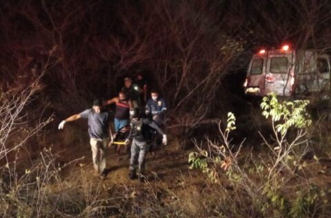 Mãe e filha morrem em acidente envolvendo ambulância no Sul do Piauí