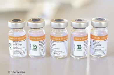 Piauí recebe 103 mil doses da Coronavac para primeira e segunda doses