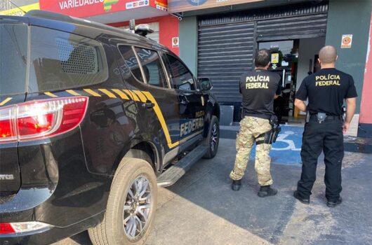 PF investiga quadrilha que falsifica laudos para a compra de armas no Piauí