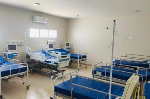 Com redução dos casos de Covid, Hospital Justino Luz fecha metade dos leitos de UTI