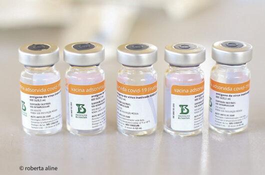 OMS recomenda 3ª dose contra covid em maiores de 60 anos vacinados com Coronavac