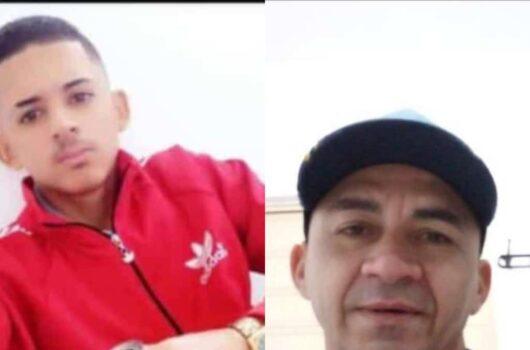Em briga durante jogo, pai e filho são assassinados em Isaías Coelho