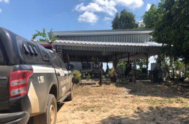 Cinco pessoas são mortas a tiros em chacina em fazenda de Vilhena, RO
