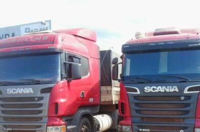 Operação da Sefaz apreende veículos de carga com suspeita de sonegação no Piauí