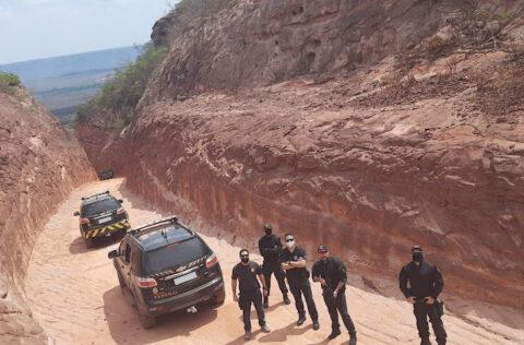 PF apreende armas de empresa que fazia segurança privada sem autorização no Piauí