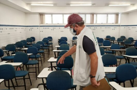 Aulas presenciais no Piauí têm retorno obrigatório previsto para 18 de outubro
