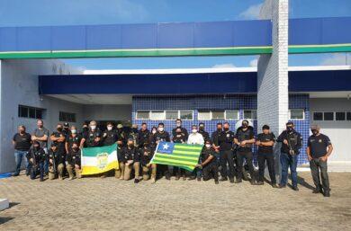 Cinco pessoas são presas em operação contra organizações criminosas no litoral do Piauí